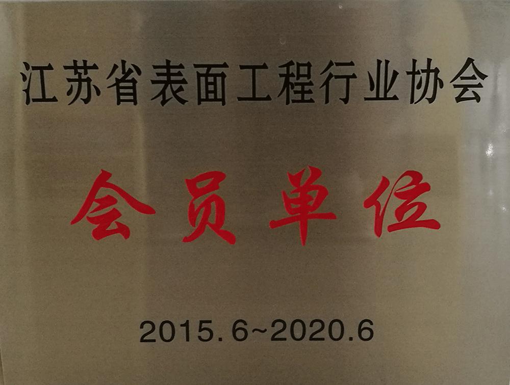 江苏省表面工程行业协会