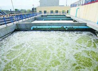 昆山某化工厂氨氮废水处理