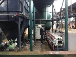 【改造案例】上海某固废处理有限公司 提标改造达表一标准