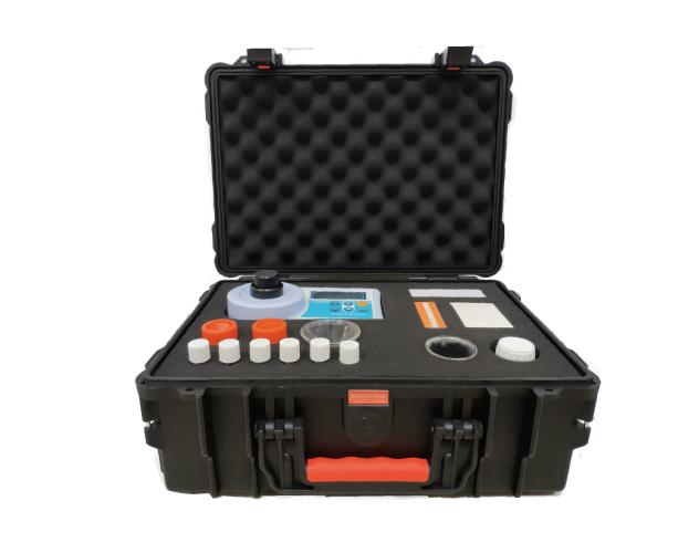 多参数重金属水质检测仪